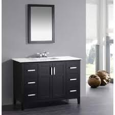 48 In Bathroom Vanity Combo 41 50 Inches Bathroom Vanities U0026 Vanity Cabinets Shop The Best