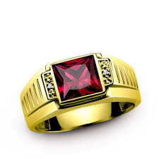 fine gemstone rings images 317 best gold and diamonds images male rings men jpg