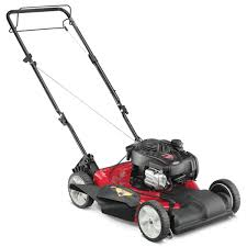 shop lawn mowers and riding mowers