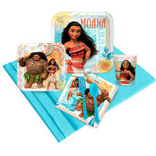 party city halloween express disney moana party pack birthdayexpress com