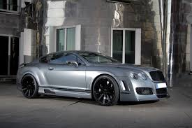 bentley supersport black continental gt supersports by anderson germany