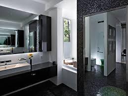 desain kamar mandi warna hitam putih desain kamar mandi warna hitam desain minimalis