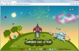 O CAMINHO DAS LETRAS