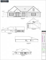house with floor plans and elevations best home design house plans with elevations elevation and floor