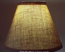 Lamp Shades Etsy by Burlap Lamp Shade Etsy