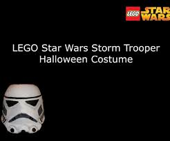 star wars lego halloween costume