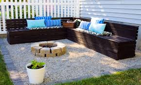 bench wooden fire pit bench fire pit bench ideas woodwork build