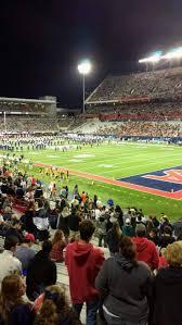 Arizona Stadium Map by Arizona Stadium Home Of Arizona Wildcats
