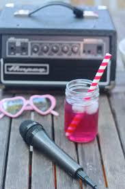 how to throw a backyard karaoke party dear handmade life
