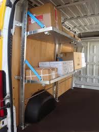 scaffali per furgoni usati scaffalatura express per furgoni e veicoli commerciali
