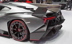 lamborghini veneno hp lamborghini veneno a racing prototype car list