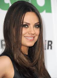long hairstyles layered part in the middle hairstyle 50 red carpet hairstyles