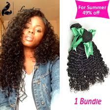 eurasian virgin hair deep wave 1bundle natural black hair styles