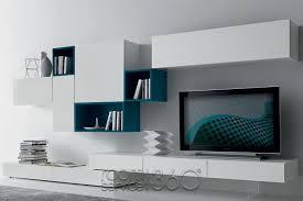 soggiorni presotto modus 56 modern wall unit by presotto 18477 tv shelf