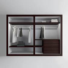 corner walk in wardrobe wall mounted modular contemporary
