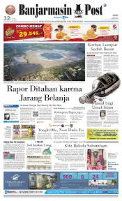 banjarmasin post jumat 30 mei 2014 by banjarmasin post issuu