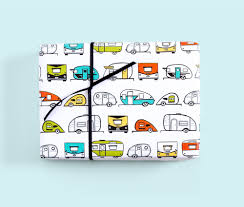 dachshund wrapping paper gift wrap vitamini