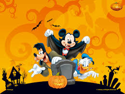 mickey mouse halloween wallpaper desktop