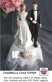 cinderella castle royal wedding cake topper prince charming best