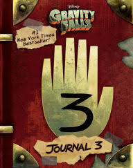 Barnes And Noble Arkansas Gravity Falls Journal 3 By Alex Hirsch Rob Renzetti Andy