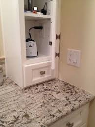 bathroom cabinet electrical outlet hidden home for electric razor charge station with outlet inside