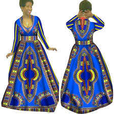 african print maxi dress for sale