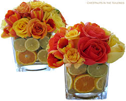 fruit floral arrangements using fruit inside flower vases everyone thinks i purchase