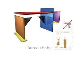 configuration bureau plans montage xen mobilier