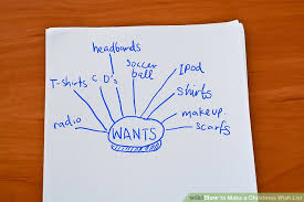 the christmas wish list how to make a christmas wish list 7 steps with pictures