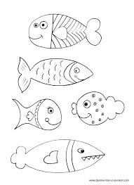 coloriage poisson d u0027avril à imprimer dessine moi un prénom