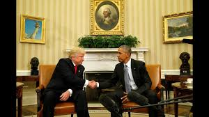 White House Furniture Donald Trump And Obama Have U0027excellent Conversation U0027 At White