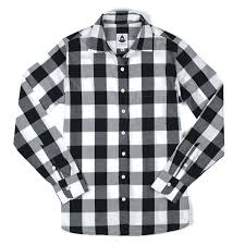 Black And White Plaid Shirt Womens Tradlands Buy Plaid Shirts For Women Online