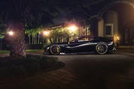 Ferrari F12 Front - black ferrari f12 berlinetta adv5 0 track spec cs series wheels
