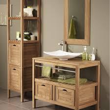 meuble de salle de bain original meuble bois salle de bain leroy merlin maison déco