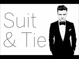 Tie Meme - justin timberlake ft jay z suit tie kento lucchesi remix