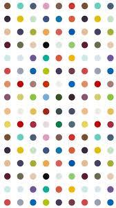 colorful polka dots mobile wallpaper 3452