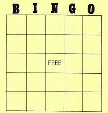 blank bingo cards white gold