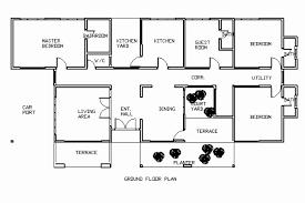 six bedroom house plans house plans in ghana fresh house plans ghana 3 4 5 6 bedroom house