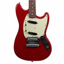 fender mustang guitar center fender 65 mustang electric guitar ebay