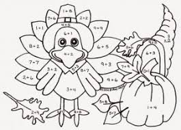 thanksgiving math worksheets grade checks worksheet