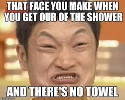 Towel Meme - impossibru guy original meme imgflip