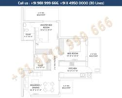 floor plan supertech hill town apartments
