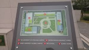 University Of Utah Campus Map by Growing Education George Mason University Looks Forward To