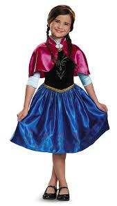 halloween costumes walmart disney girls u0027 frozen classic anna costume walmart ca