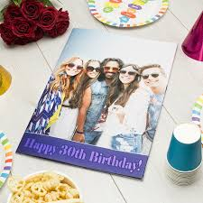 large personalised card big birthday cards uk