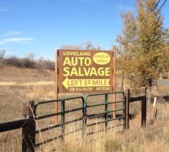 lexus salvage yard san diego loveland auto salvage auto parts u0026 supplies 209 n county rd