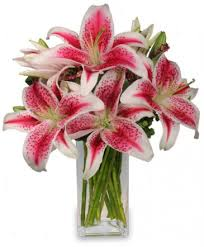 bouquet of lilies luxurious lilies bouquet in west columbia sc sightler s florist