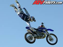 nate adams freestyle motocross 2008 yamaha factory atv motorcycle freestyle snowmobile racers