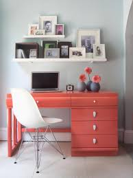 Home Interior Design Ideas For Small Spaces Desks And Study Zones Hgtv