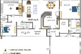 Free Home Plan 23 A Small Living Room Floor Plan Design Template Design A Room